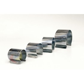 Clips Metalic folie 22mm, 25mm, 32mm. 42mm, 60mm