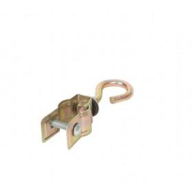 Clemă metalică  fixare funie 25mm