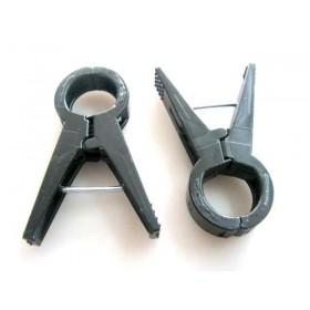Clemă plastic pentru palisare castraveti si dovlecei