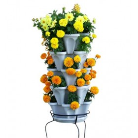 5 tier Strawberry Tower Planter