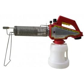 Nebulizator , Generator ceata calda